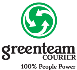 GreenTeam Courier Logo