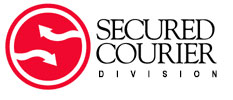 Secured Courier logo